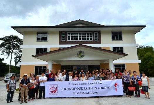 Sandakan Diocese pastoral centre